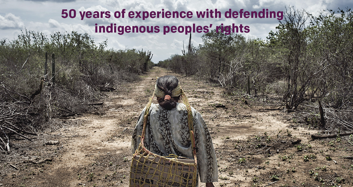 Support indigenous peoples' rights