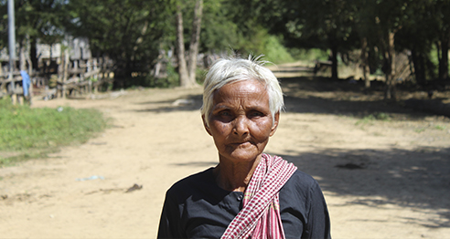Putla: A 75-year-old woman indigenous rights defender