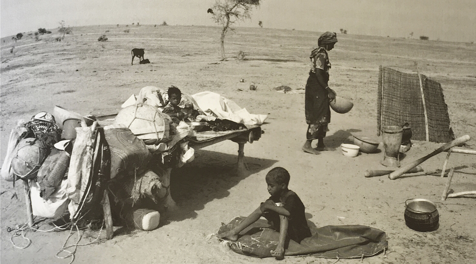 Intalnirea cu femeia Mali)