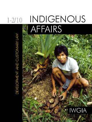 Indigenous Affairs 1-2/2010 - Development and Customary Law