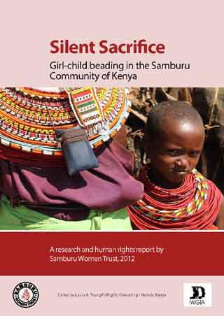 Silent Sacrifice Girl-child beading in the Samburu Community of Kenya